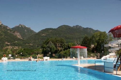 Zwembad-Camping